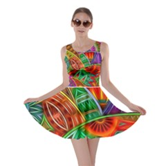 Happy Tribe Skater Dress