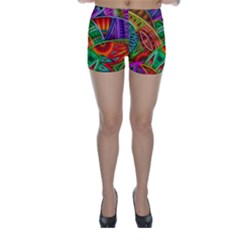 Happy Tribe Skinny Shorts