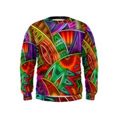 Happy Tribe Kid s Sweatshirt
