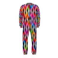 Rainbow Psychedelic Waves OnePiece Jumpsuit (Kids)
