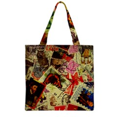 Stamps Grocery Tote Bag