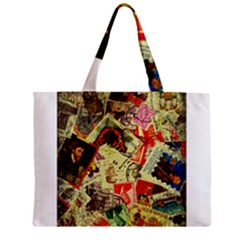 Stamps Tiny Tote Bags