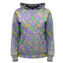 Mixed shapes Pullover Hoodie