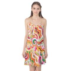 Sunshine Swirls Camis Nightgown