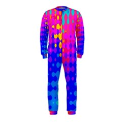 Totally Trippy Hippy Rainbow OnePiece Jumpsuit (Kids)