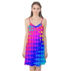 Totally Trippy Hippy Rainbow Camis Nightgown
