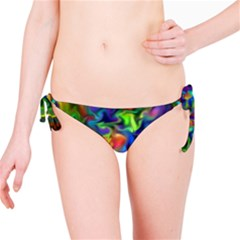 Unicorn Smoke Bikini Bottom