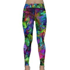 Unicorn Smoke Yoga Leggings