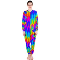 Amazing Acid Rainbow OnePiece Jumpsuit (Ladies)