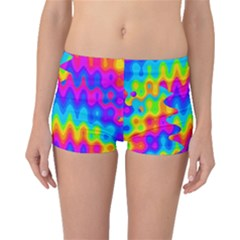 Amazing Acid Rainbow Boyleg Bikini Bottoms