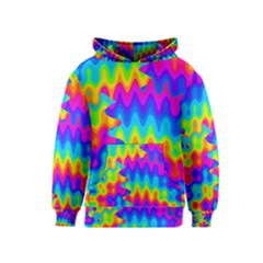 Amazing Acid Rainbow Kid s Pullover Hoodies