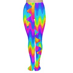 Amazing Acid Rainbow Women s Tights