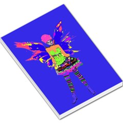 Fairy Punk Large Memo Pads