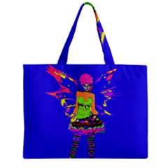 Fairy Punk Tiny Tote Bags