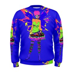 Fairy Punk Men s Sweatshirts