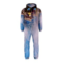 Splash 3 Hooded Jumpsuit (Kids)