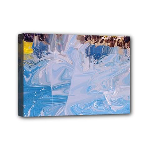 Splash 4 Mini Canvas 7  X 5
