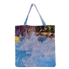 Splash 4 Grocery Tote Bags