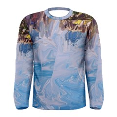 Splash 4 Men s Long Sleeve T Shirts