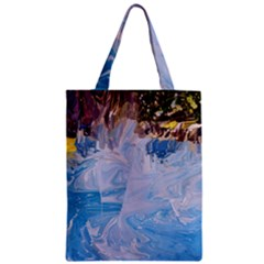 Splash 4 Zipper Classic Tote Bags