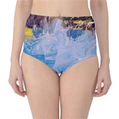 Splash 4 High-Waist Bikini Bottoms