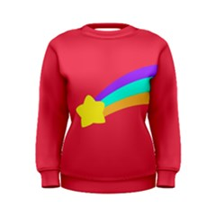 shooting star Women s Sweatshirts