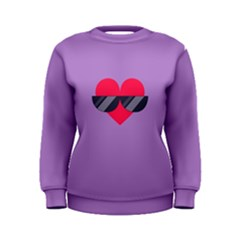 Sunglasses Heart Women s Sweatshirts