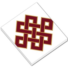 Buddhist Endless Knot Auspicious Symbol Small Memo Pads