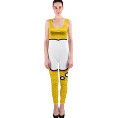 Comic Book Think Onepiece Catsuits