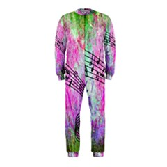 Abstract Music  Onepiece Jumpsuit (kids)
