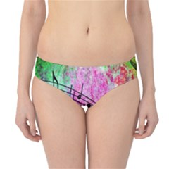 Abstract Music  Hipster Bikini Bottoms