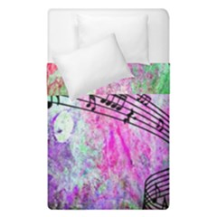 Abstract Music  Duvet Cover (single Size)