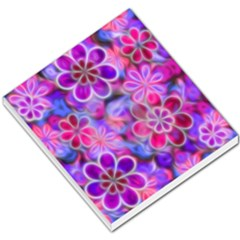 Pretty Floral Painting Small Memo Pads