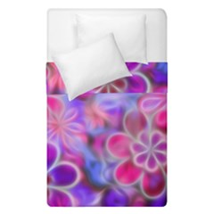 Pretty Floral Painting Duvet Cover (single Size)