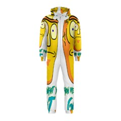 Show Me What You Got New Fresh Hooded Jumpsuit (kids)