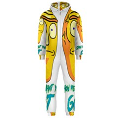 Show Me What You Got New Fresh Hooded Jumpsuit (Men)
