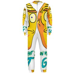 Show Me What You Got New Fresh Onepiece Jumpsuit (men)