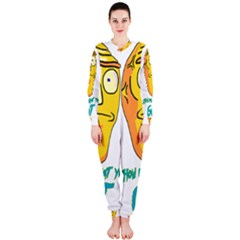 Show Me What You Got New Fresh OnePiece Jumpsuit (Ladies)