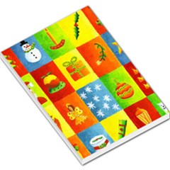 Christmas Things Large Memo Pads