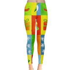 Christmas Things Women s Leggings