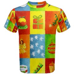 Christmas Things Men s Cotton Tees