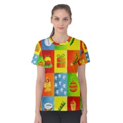 Christmas Things Women s Cotton Tees