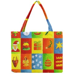 Christmas Things Tiny Tote Bags