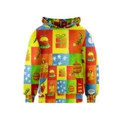 Christmas Things Kid s Pullover Hoodies