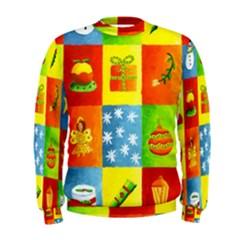 Christmas Things Men s Sweatshirts