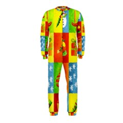 Christmas Things OnePiece Jumpsuit (Kids)