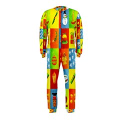 25 Xmas Things Onepiece Jumpsuit (kids)