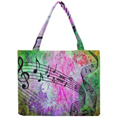 Abstract Music 2 Tiny Tote Bags