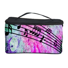 Abstract Music 2 Cosmetic Storage Cases