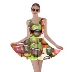 Stones 001 Skater Dresses